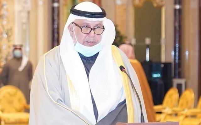 وزير التجارة والصناعة ووزير الدولة الشئون الاقتصادية ، فيصل عبدالرحمن المدلج