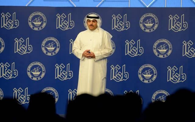 محافظ بنك الكويت المركزي ورئيس المجلس النقدي الخليجي محمد الهاشل