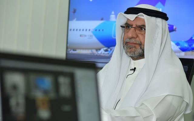 رئيس مجلس إدارة شركة طيران الجزيرة ، مروان بودي