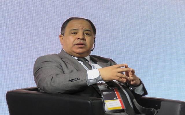 وزير المالية المصري محمد معيط - أرشيفية