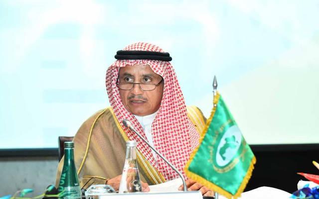 عبدالرحمن بن عبدالله الحميدي المدير العام رئيس مجلس إدارة صندوق النقد العربي