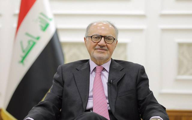 وزير المالية العراقي- علي علاوي، أرشيفية