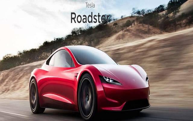 """أكد الرئيس التنفيذ للشركة الأمريكية أن """"رودستر"""" ستكون أسرع سيارة تم إنتاجها على الإطلاق"""