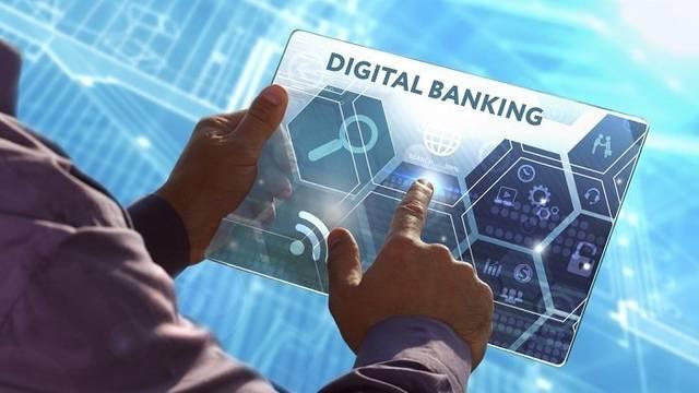 صورة تعبيرية عن البنوك الرقمية