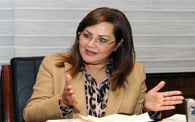 وزيرة التخطيط والتنمية الاقتصادية - هالة السعيد