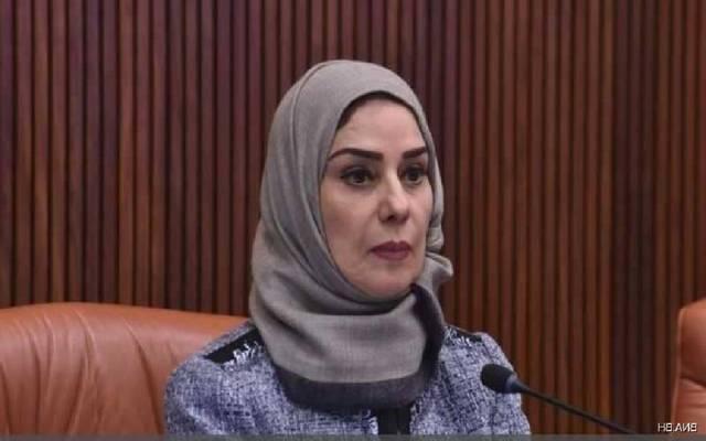رئيسة مجلس النواب البحريني، فوزية بنت عبدالله زينل