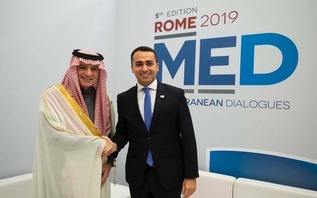 السعودية تبحث التعاون والفرص الواعدة مع إيطاليا