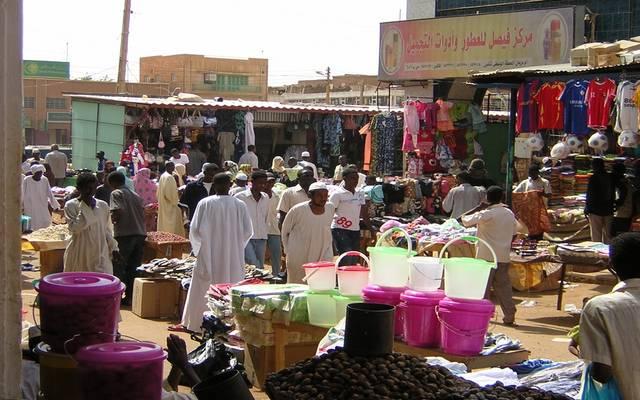 معدل التضخم في السودان يهبط لـ44.29% خلال فبراير