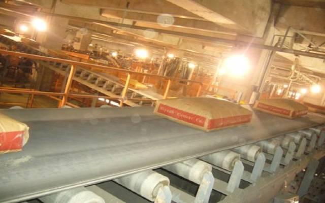 مصنع أسمنت ـ ارشيفية