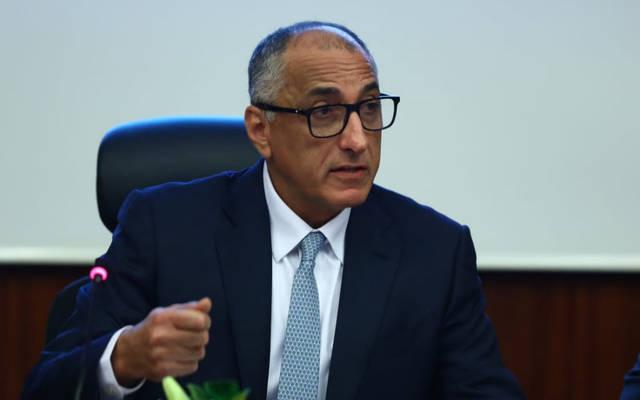 طارق عامر محافظ المركزي المصري