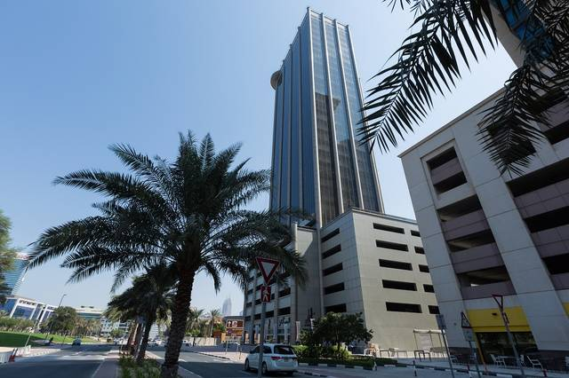Al Thuraya Tower 1 represents 20% of ENBD REIT's total portfolio