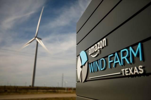 Amazon announces renewable energy projects in US, Spain
