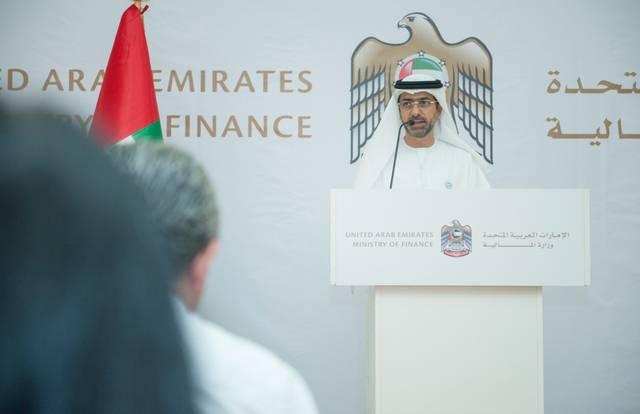 يونس الخوري  وكيل وزارة المالية الإماراتية، الصورة أرشيفية