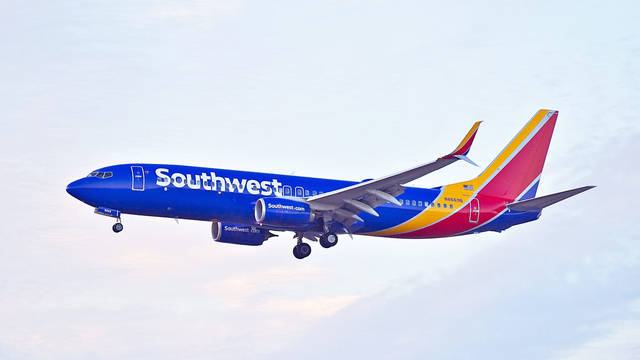 US' Southwest Airlines extends cancellation of Boeing 737 MAX flights