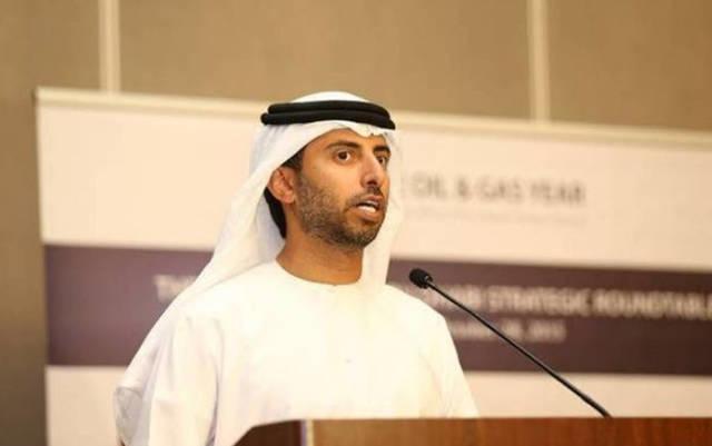 سهيل المزروعى - وزير الطاقة الإماراتى