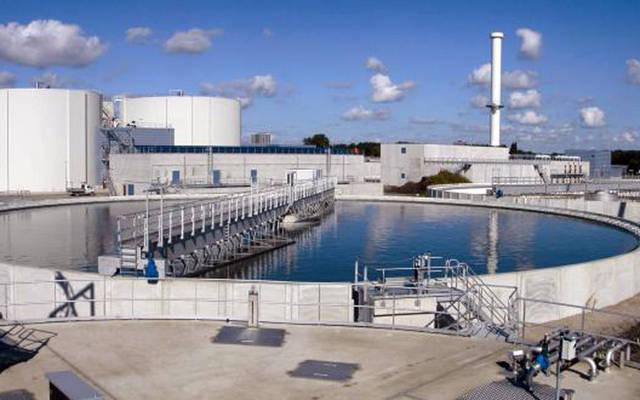إحدى محطات تحلية المياه