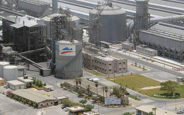 مصنع شركة ألمنيوم البحرين ـ أرشيفية