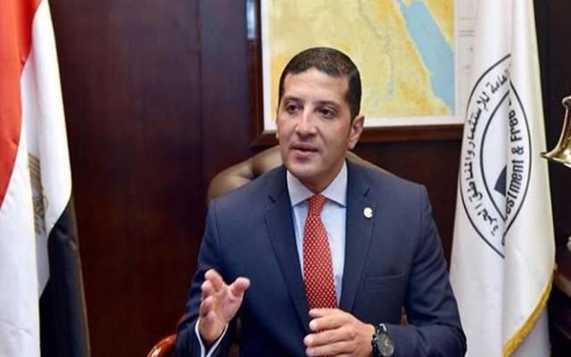 محمد عبدالوهاب، الرئيس التنفيذي للهيئة العامة للاستثمار والمناطق الحرة