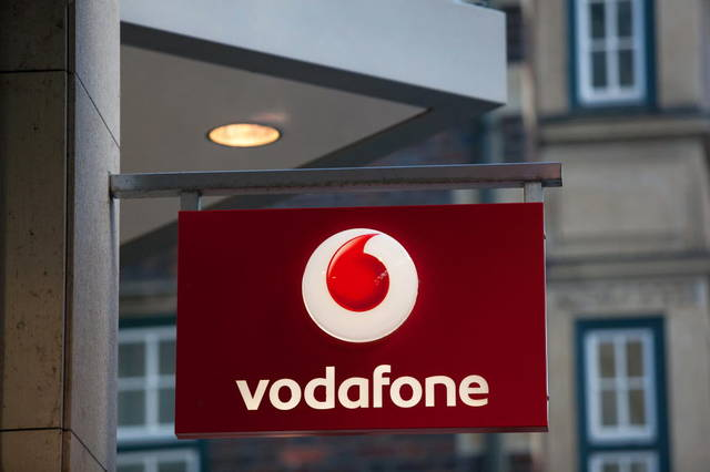 The stock rose after Vodafone Qatar has signed an agreement with Qatari Diar Real Estate