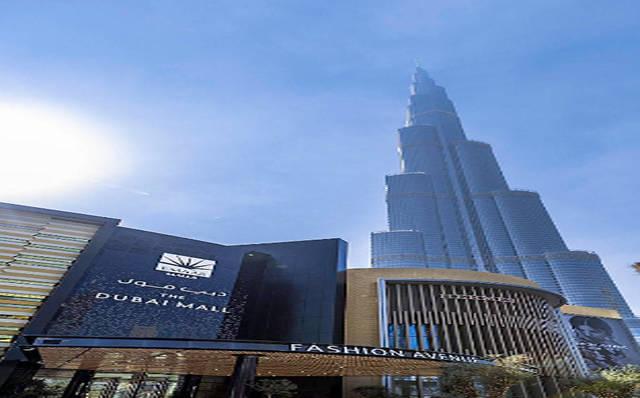"""يعتبر """"برنامج إعمار مولز للمكافآت"""" ساري المفعول حالياً في """"دبي مول""""، ويكافئ المتسوقين الذين ينفقون مبلغ 100 درهم أو أكثر"""