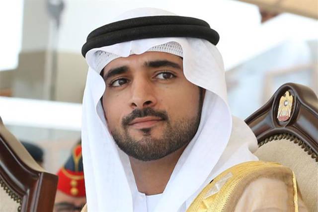ولي عهد دبي - الشيخ حمدان بن محمد بن راشد آل مكتوم