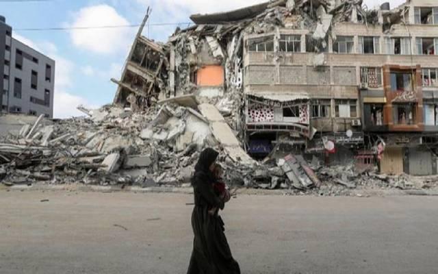 انطلاق أول ملتقى مصري دولي من أجل إعادة إعمار غزة