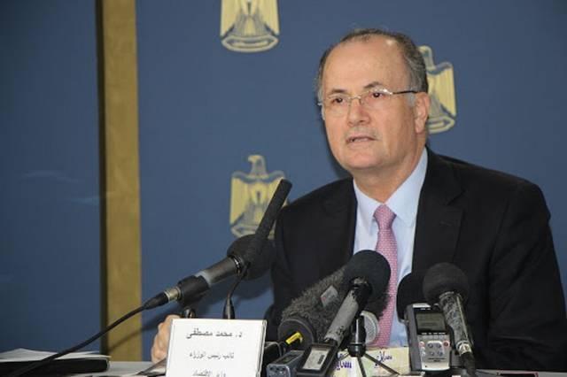 محمد مصطفى المستشار الاقتصادي للرئيس الفلسطيني