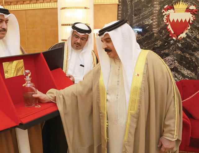 ملك البحرين: الاكتشاف النفطي عهد جديد لمواصلة التطوير