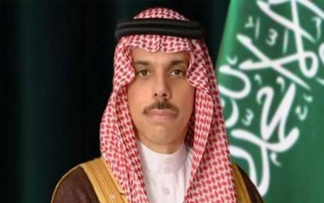 الأمير فيصل بن فرحان بن عبد الله وزير الخارجية السعودية