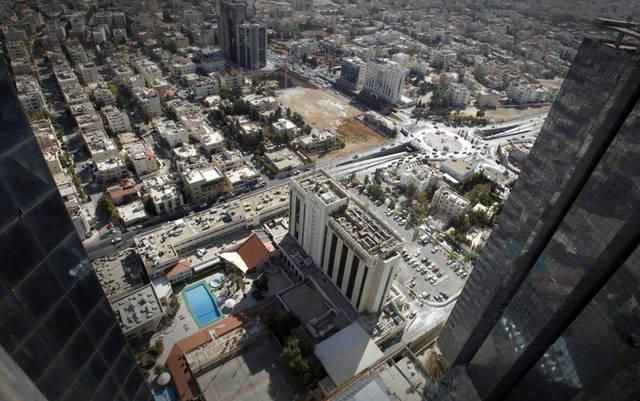المشاريع السكنية بالأردن