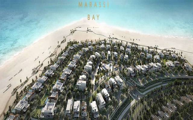 The Marassi project land was purchased by Emaar Misr in a public auction