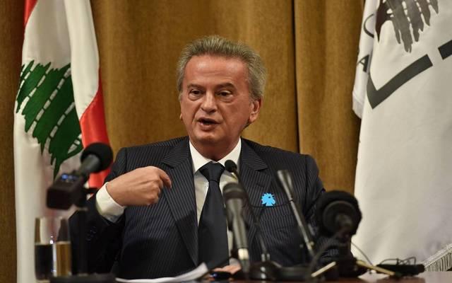 سلامة رياض حاكم مصرف لبنان