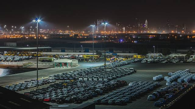 GEFCO UAE partners with DP World to offer new car solutions