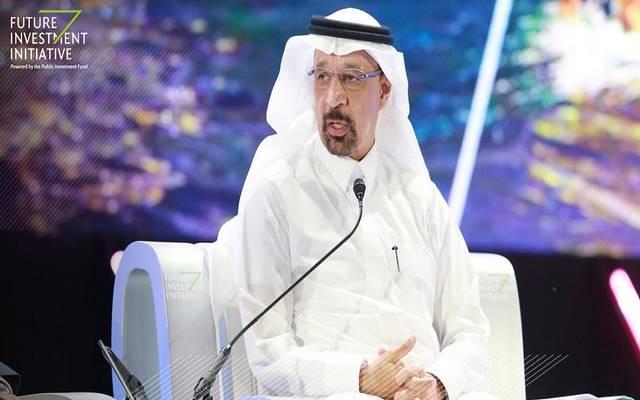 وزير الاستثمار السعودي خالد الفالح
