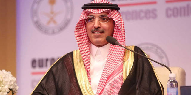 وزير المالية وزير الاقتصاد والتخطيط المكلف السعودي محمد الجدعان