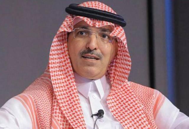 Saudi Arabia's Finance Minister Mohammed Al-Jadaan