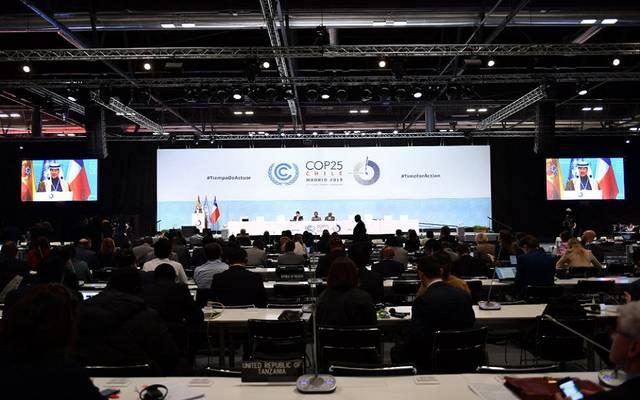 الأمير عبد العزيز بن سلمان في مؤتمر الأطراف للتغير المناخي الـ25