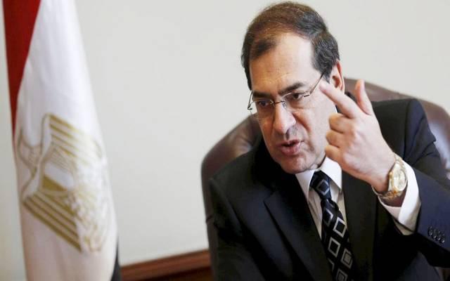 طارق الملا وزير البترول المصري - أرشيفية
