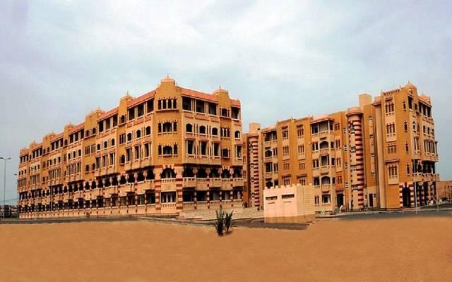 أحد مشروعات مصر الجديدة للإسكان