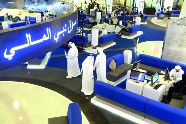 عزوف المستثمرين يتراجع بسوق دبي في أسبوع