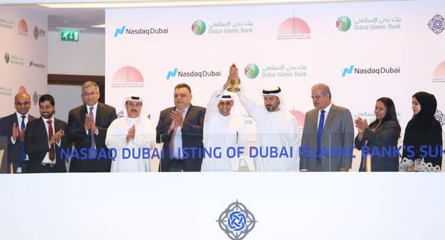 هذا الإدراج يعد السادس للصكوك من جانب بنك دبي الإسلامي في ناسداك دبي