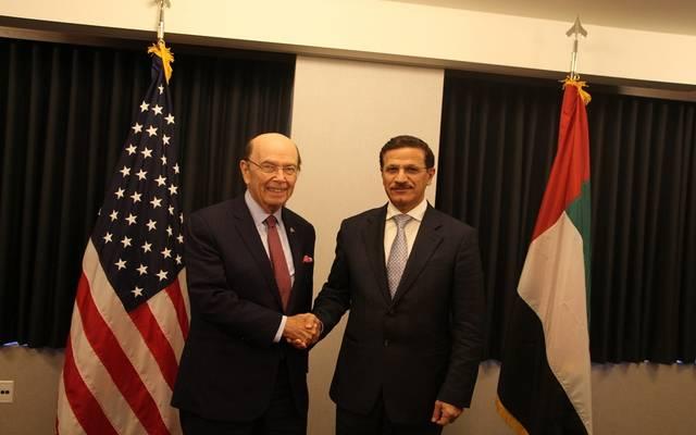 الإمارات وأمريكا تبحثان تجنب الأثر السلبي لقرار رسوم واردات الحديدوالألمنيوم
