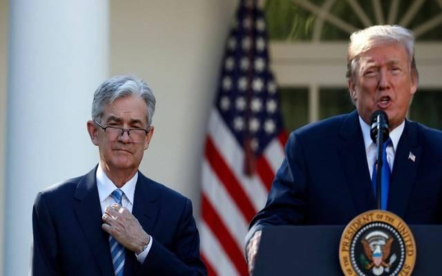 ترامب يبلغ رئيس الفيدرالي احتجاجه على معدلات الفائدة المرتفعة