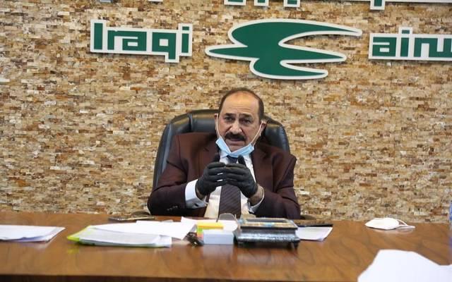 وزير النقل العراقي، ناصر حسين الشبلي