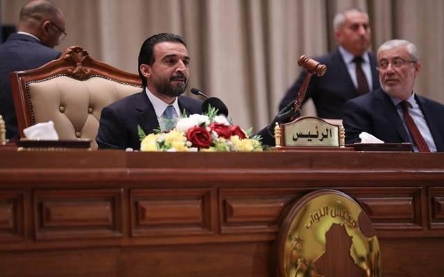 رئيس مجلس النواب العراقي محمد الحلبوسي - أرشيفية