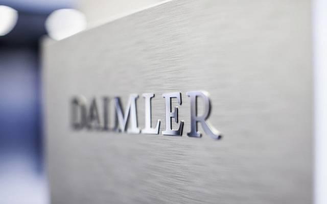 """ارتفاع إيرادات """"دايمر"""" إلى 40.8 ملیار یورو خلال الربع الثالث"""