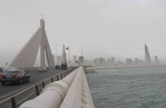 اضطراب الأحوال الجوية في البحرين