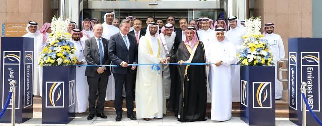 The Emirati lender is currently operating in Jeddah, Riyadh, and Khobar.