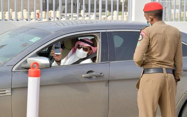الداخلية السعودية تبدأ تطبيق القرار وتتأكد من حالة محصن
