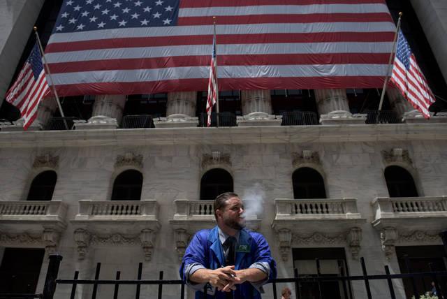 محدث.. الأسهم الأمريكية تحقق مكاسب للأسبوع الثالث
